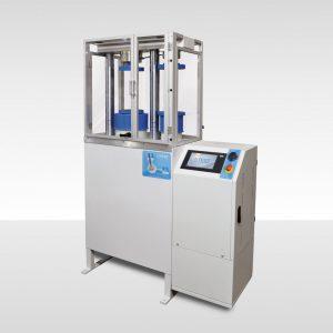 Machine de compression/flexion automatique