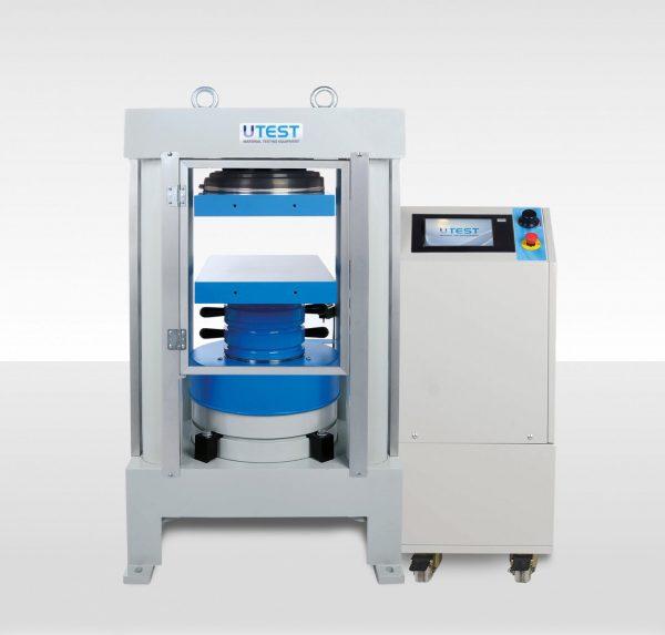 Machine de compression automatique pour blocs 4 colonnes